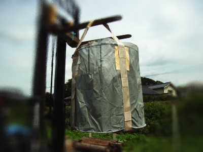水切りバッグ(サンドレーンバッグ®)全体写真2