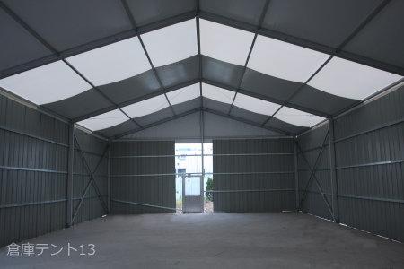 倉庫テント写真14